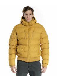 Devergo 1D823005KA1600 50 Férfi mustár színű dzseki
