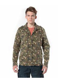 Devergo 1D813009KA6105 70 Terepmintás férfi kabát