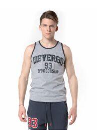 Devergo 1D814025SL0105 10 szürke férfi trikó