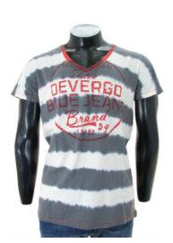 Devergo' 1D414054SS3806 9 v nyakas férfi póló