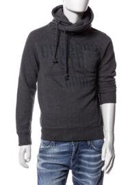Devergo' 1D524081LS0705 11 férfi kapucnis sálnyakú pulóver