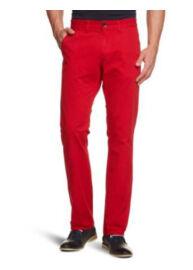 Tom Tailor 6400201 62 10 4165 Piros férfi nadrág
