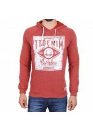 Tom Tailor Denim 2530406 00 12 4611 férfi narancs pulóver