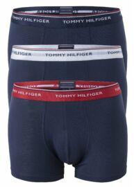 Tommy Hilfiger 1U87903842 904 Férfi kék 3db-os Boxeralsó