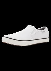 British Knigths B37 3751 01 fehér belebújós slip-on cipő