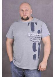 Twinlife Mts 211575 Grey Férfi póló