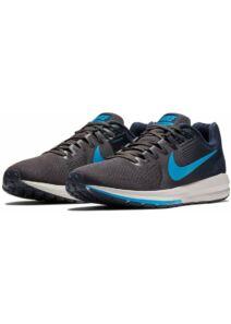 Nike Férfi sötétszürke utcai cipők