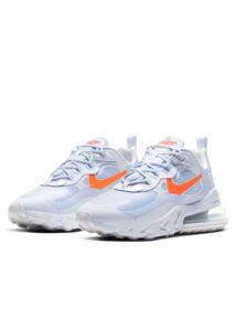 Nike férfi és női világoskék utcai cipők
