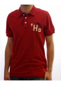 Tommy Hilfiger Férfi piros pólók