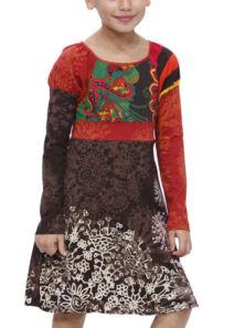 Desigual Lány többszínű ruhák, tunikák