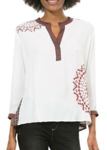 Desigual Női fehér ingek