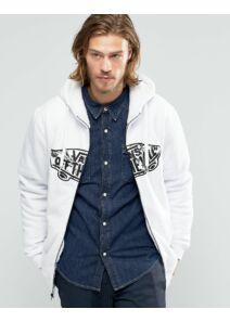 VANS Férfi fehér pulóverek