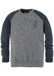 TwinLife Férfi szürke pulóverek