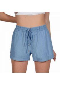 Tommy Hilfiger Női kék shortok, rövidnadrágok