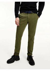 Tommy Hilfiger Férfi khaki nadrágok