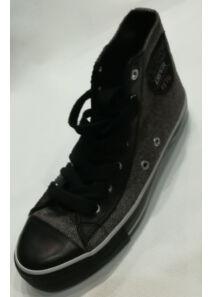 Devergo Női fekete utcai cipők