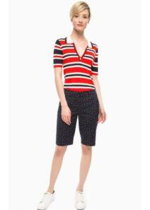 Tommy Hilfiger Női sötétkék shortok, rövidnadrágok