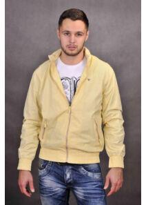 Devergo Férfi sárga átmeneti kabátok