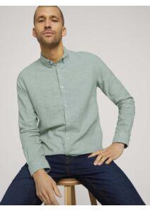 Tom Tailor Férfi zöld  ingek