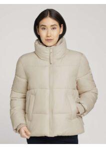 Tom Tailor Női bézs télikabátok