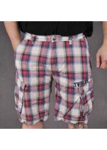 TwinLife Férfi kék rövidnadrágok