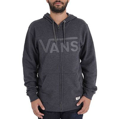 VANS Férfi szürke pulóverek