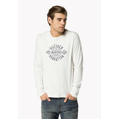 Tommy Hilfiger 0887883221 118 férfi hosszú ujjú póló