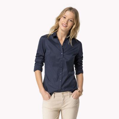 Tommy Hilfiger Női sötétkék ingek