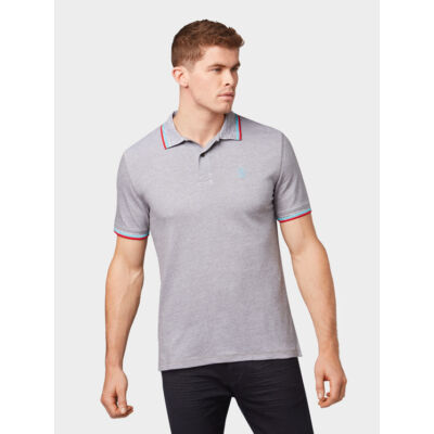 Tom Tailor Férfi szürke pólók