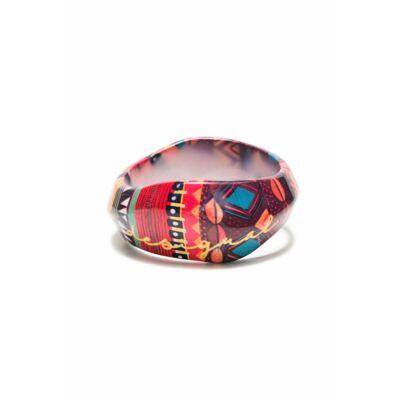 Desigual 17WAGOG6 7008 Egy részes Piros női karkötő