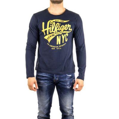 Tommy Hilfiger Denim 1957881057 002 férfi hosszú ujjú póló