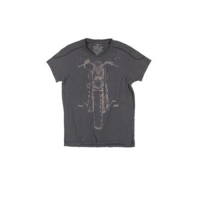 Devergo' 1D424063SS0123 kerek nyakú férfi póló