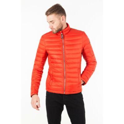 Tom Tailor 3555108 00 10 4269 Piros steppelt férfi dzseki