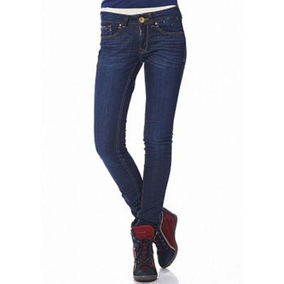 Tommy Hilfiger Női sötétkék nadrágok