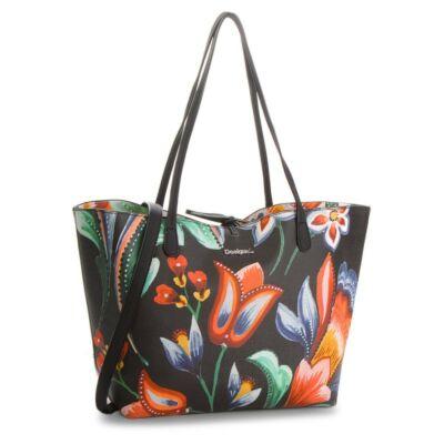 Desigual 18WAXP03 2000 Női fekete dupla táska