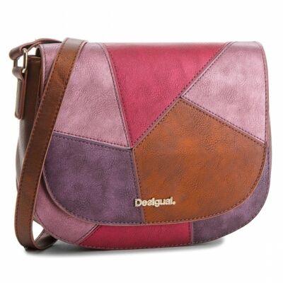 Desigual 18WAXP90 3010 Női rózsaszín többszínű táska