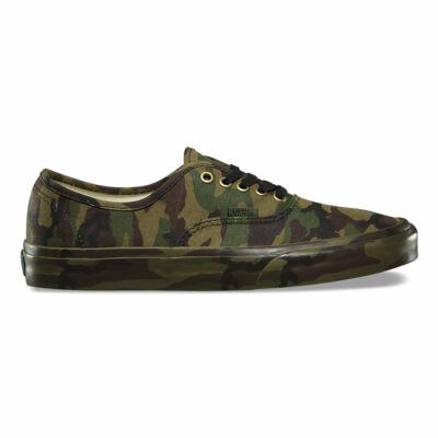 Vans Authentic VN0A38EMOP3 Classic Camo Terepmintás férfi utcai cipő