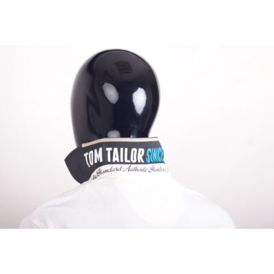 Tom Tailor 1512318 00 10 8005 Ekrü Galléros Nyomott Felső