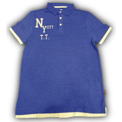 Tom Tailor 1528688 00 30 6726 Királykék kék galléros póló