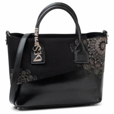 Desigual 19WAXP51 2000 Női Fekete táska