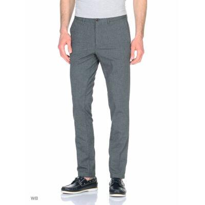 Tommy Hilfiger Férfi sötétszürke nadrágok