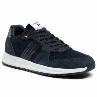 Tommy Hilfiger Férfi sötétkék utcai cipők