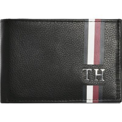 Tommy Hilfiger AM0AM04706 002 Férfi fekete pénztárca