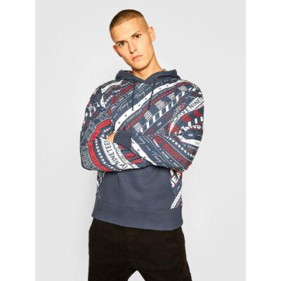 Tommy Hilfiger Férfi sötétkék pulóverek