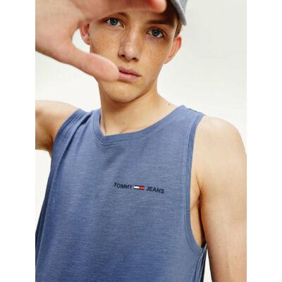 Tommy Hilfiger DM0DM07842 C0Z Férfi kék trikó