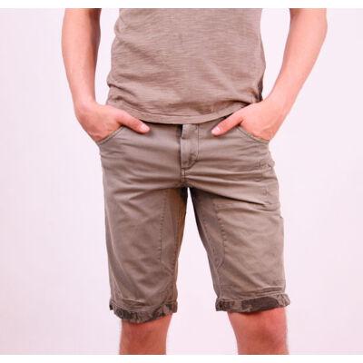 No Excess Férfi barna rövidnadrágok