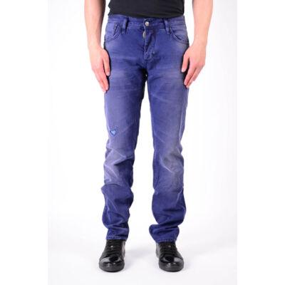 Antony Morato mmdt00004 7001 fa710003 sötétkék férfi nadrág