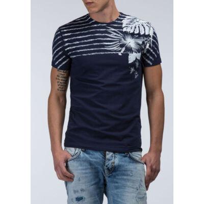 Antony Morato MMKS00564 7009 Férfi feszülős póló
