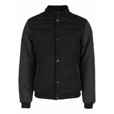 No Excess 82 630813 020 fekete férfi kabát