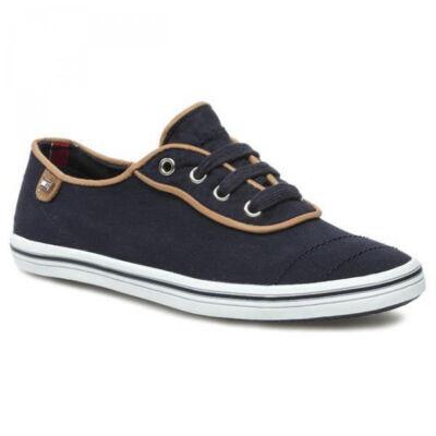 Tommy Hilfiger Női sötétkék utcai cipők